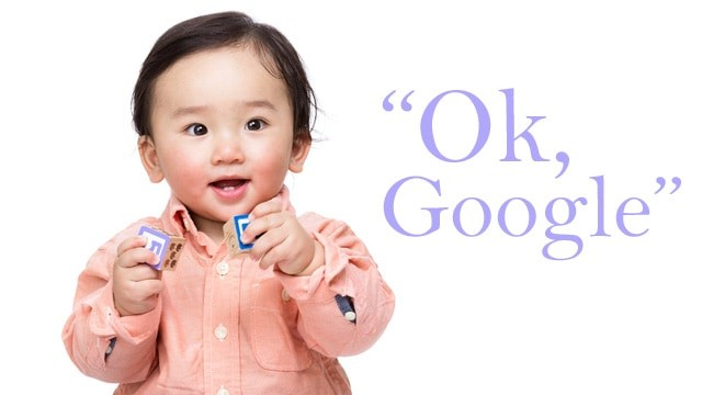 Google Home Baby Monitor Voice Search Ok Google