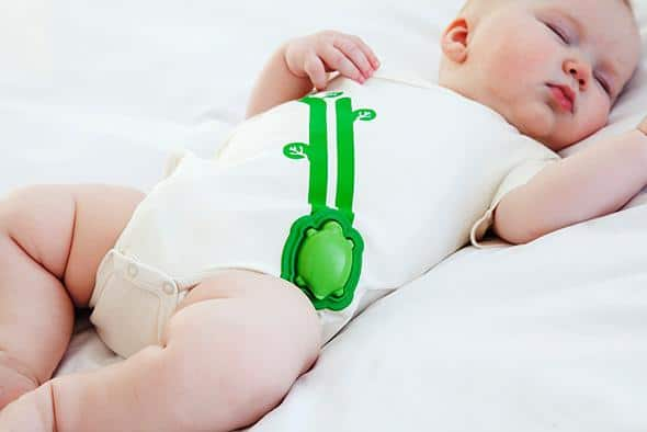 Selecting a Wearable Baby Monitor