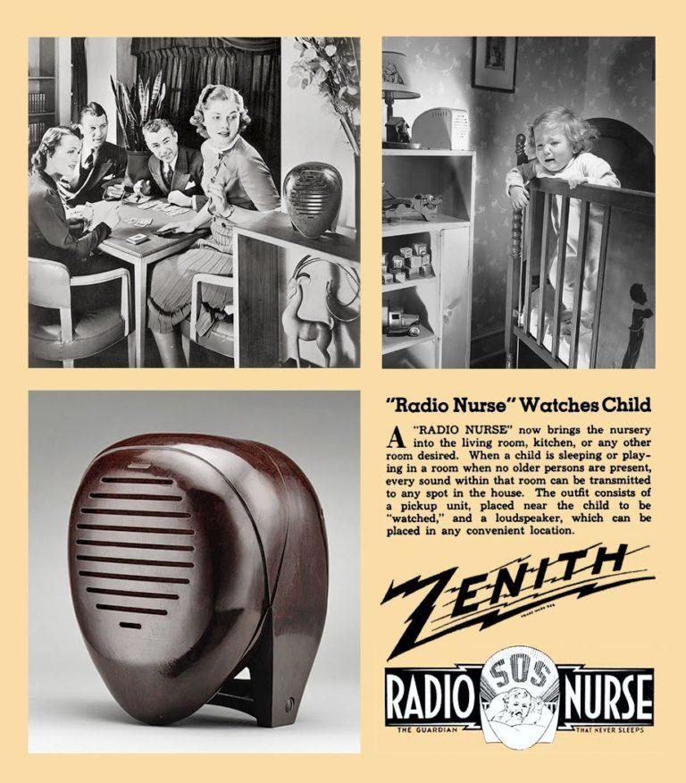 Zenith-Radio-Nurse-ad-1938