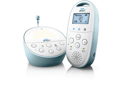 Philips Avent 560 long range audio baby monitor