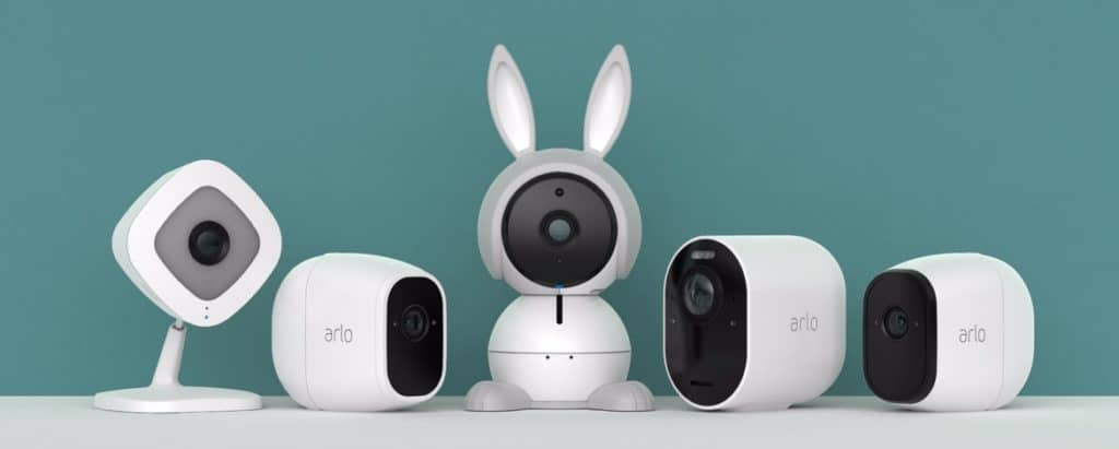 Arlo Cameras compatible with Homekit