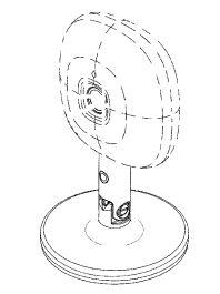 Nanit Baby Monitor Patented Camera