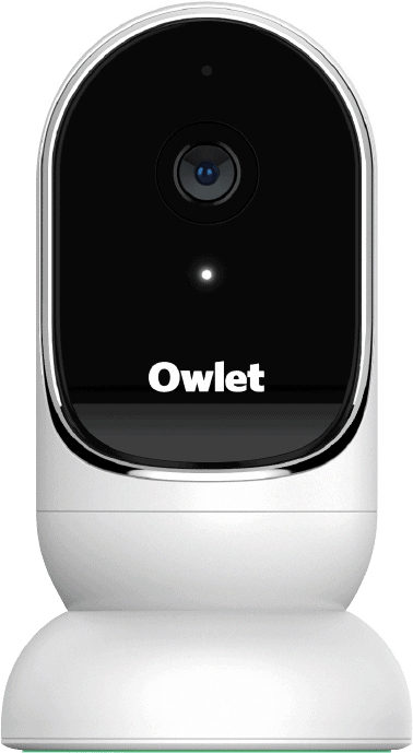 Owlet Cam Video Baby Monitor that records and play in your app