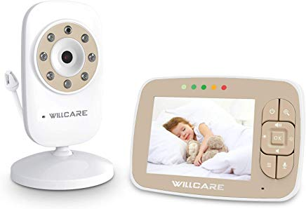 UU Infant video baby monitor - The 6th best non-wifi baby monitor - BMC List