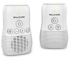 Willcare Audio Baby Monitor - Overall best audio baby monitor 2019