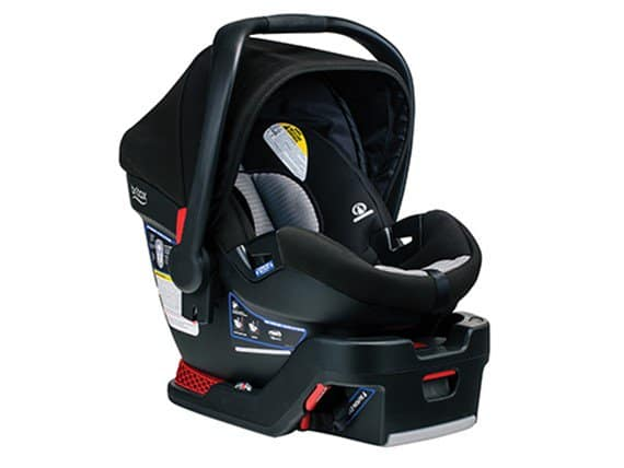 Britax B Safe 35 - Overall Best Infant Car Seat - 10BabyGear List 2019