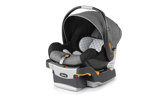 Chicco Keyfit 30 Vs Other Car Seats