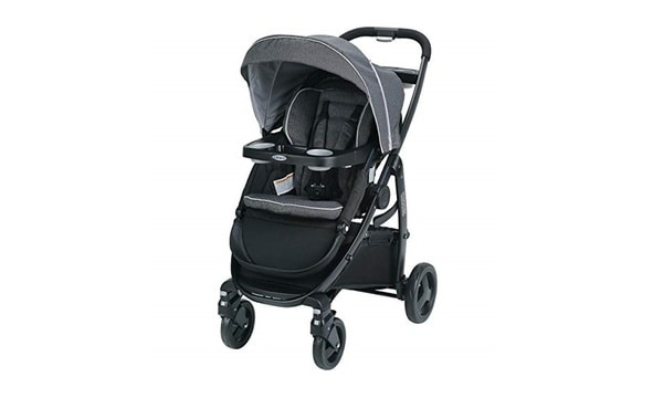 Graco Modes Stroller, Click Connect, Grayson - The third overall best baby stroller in 2020