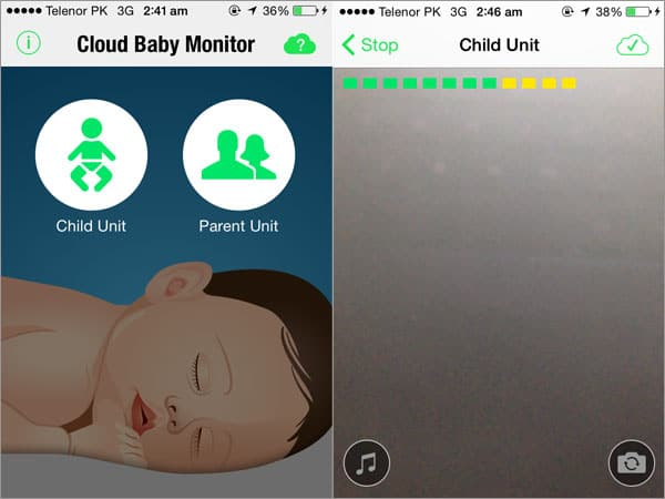 10 Best Baby Monitor Apps of 2020 (iPhone & Android