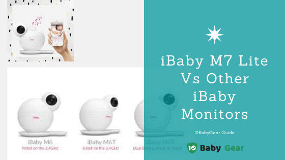 iBaby Monitor M7 Lite Vs Other iBaby Monitors