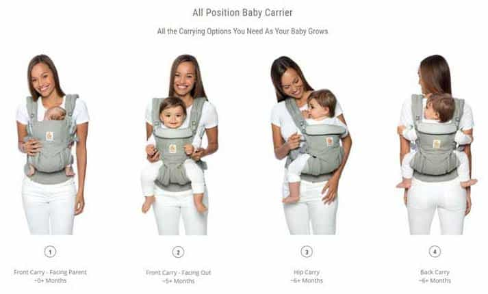 Best Hip Seat Carriers & Hip Hugger Carriers FOR ALL POSITIONS