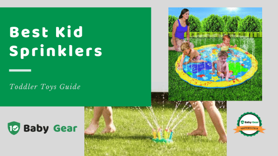 10 Best Kid Sprinklers in 2021 and Reviews