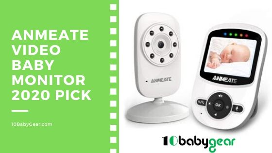 Anmeate vieo baby monitor Review 2020