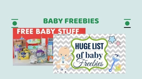 Baby freebies - 10BabyGear List