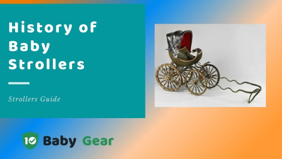History of baby strollers