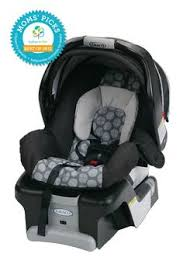#1. Graco Snugride Click Connect 30