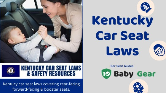 Kentucky Car Seat Laws