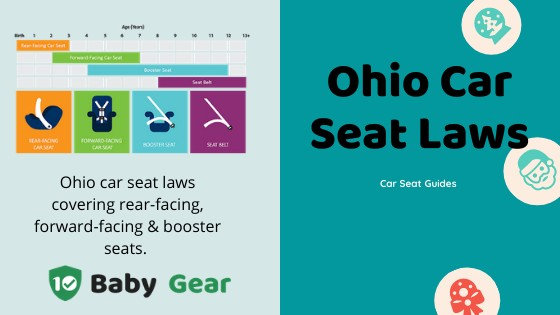 Ohio Car Seat Laws