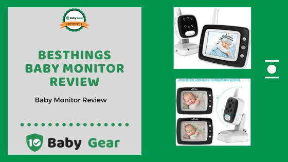 BESThINGS baby monitor review