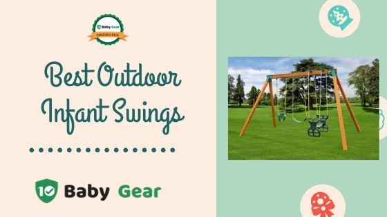 14 Best Outdoor Infant Swings