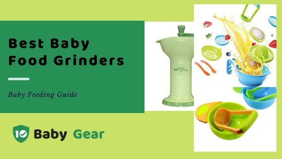 Best baby Food Grinders 2020 - 10BabyGear Reviews