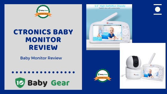 Ctronics Baby Monitor Review
