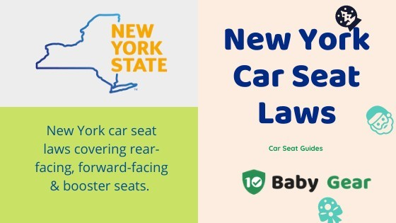 New York Car Seat Laws 2020