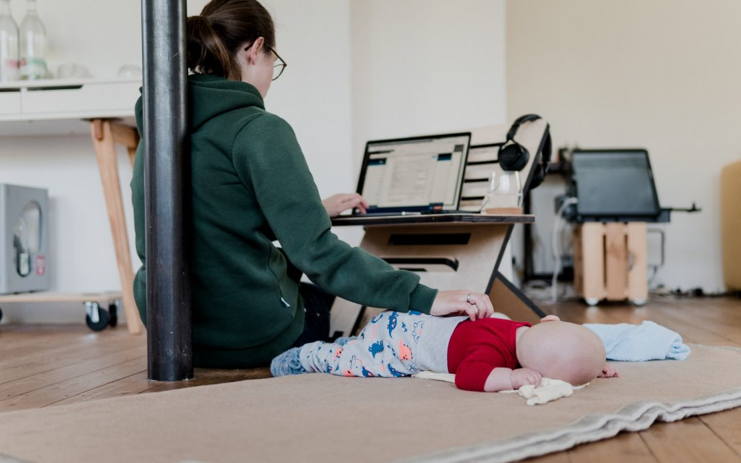Working From Home With Babies And Kids