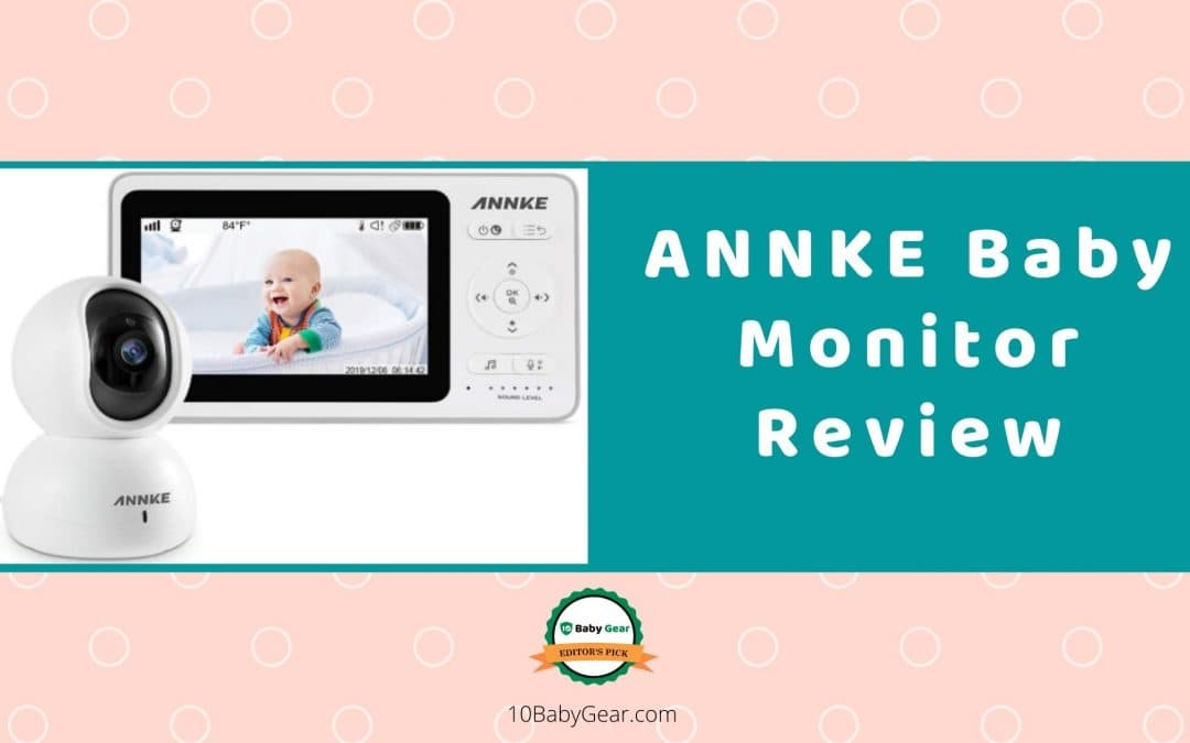 ANNKE Baby Monitor Review BM100 2020