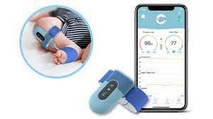 wellue baby oxygen monitor review by Ashley of 10BabyGear